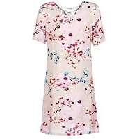 Cream  Krátke šaty ATAMA  Ružová