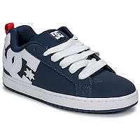 DC Shoes  Skate obuv COURT GRAFFIK M SHOE NA5  Modrá