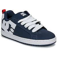 DC Shoes  Skate obuv COURT GRAFFIK M SHOE NA5  Modrá