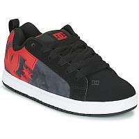 DC Shoes  Skate obuv COURT GRAFFIK SE  Čierna