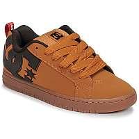 DC Shoes  Skate obuv COURT GRAFFIK SE  Hnedá