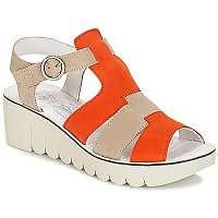 Fly London  Sandále YUNI  Oranžová