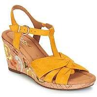 Gabor  Sandále FIULI  Žltá