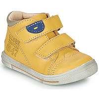 GBB  Členkové tenisky SAMY  Žltá