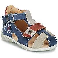 GBB  Sandále SULLIVAN  Modrá
