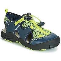 Geox  Športové sandále JR SANDAL KYLE  Modrá