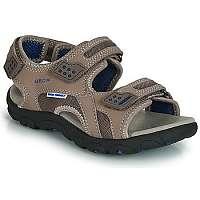 Geox  Športové sandále JR SANDAL STRADA  Béžová