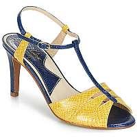 Ippon Vintage  Sandále DROP BACK  Modrá