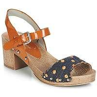 Ippon Vintage  Sandále SOCK-DOTS  Hnedá