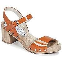 Ippon Vintage  Sandále SOK COLORS  Oranžová
