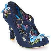 Irregular Choice  Lodičky Beryll Blossom  Modrá