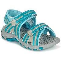 Kangaroos  Športové sandále MUSER  Modrá