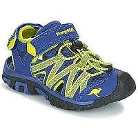 Kangaroos  Športové sandále OSATO  Modrá
