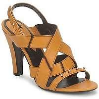Karine Arabian  Sandále DOLORES  Žltá