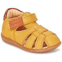 Kavat  Sandále RULLSAND  Žltá