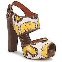 Missoni  Sandále TM81  Hnedá