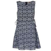 Moony Mood  Krátke šaty GIRA  Modrá
