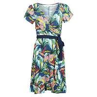 Morgan  Krátke šaty RTULY  Viacfarebná
