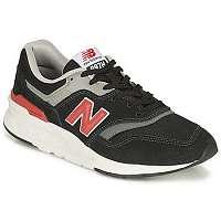 New Balance  Nízke tenisky 997  Čierna