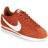Nike  Nízke tenisky CLASSIC CORTEZ NYLON W  Oranžová