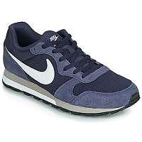 Nike  Nízke tenisky MD RUNNER 2  Modrá