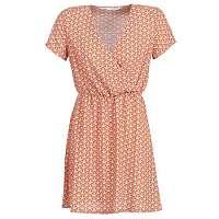 Only  Krátke šaty ONLTULIPE  Oranžová