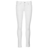 Pepe jeans  Nohavice päťvreckové SOHO  Biela