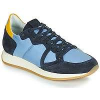 Philippe Model Paris  Nízke tenisky MONACO VINTAGE BASIC  Modrá