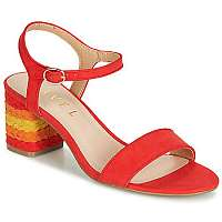 Ravel  Sandále CLEMONT  Oranžová