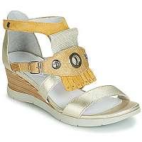 Regard  Sandále RUBIKA V3 VEL JAUNE  Žltá