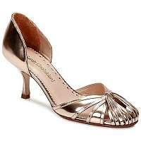 Sarah Chofakian  Sandále SARAH  Zlatá