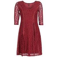 Smash  Krátke šaty CADENCE  Červená