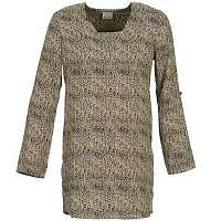 Vero Moda  Krátke šaty COOLI  Béžová