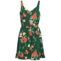Vila  Krátke šaty VILAIA  Zelená