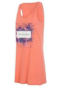 4F Dámske športové šaty 4F Tropical coral M