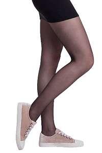Bellinda Pančuchové nohavice Bellinda COOL 20 DEN čierne ČIERNA