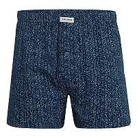 CECEBA Pánske trenky CECEBA Pure Cotton modré 5XL plus modrá 6XL