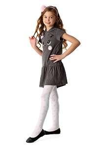 Dievčenské pančuchové nohavice Purrfection