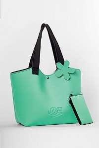 Etna Plážová taška Lady Etna zelená zelená uni