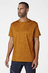 Helly Hansen Oranžové tričko Helly Hansen oranžová L