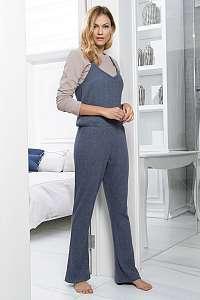 Jadea Dámsky komplet Kairi modrý jeans M