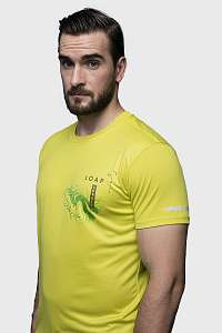 LOAP Žlté tričko LOAP Malty žltá L