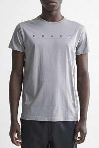 Pánske tričko CRAFT Deft sivé