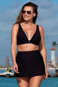 Rosme Plážová sukňa Ashley ČIERNA