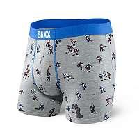 Saxx Pánske boxerky Ice Hockey šedomodrá M