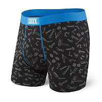 Saxx Pánske boxerky SAXX Ultra Black Toolbox ČIERNA M