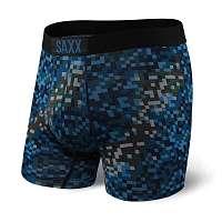 Saxx Pánske boxerky SAXX Vibe Ocean Camo farebná M
