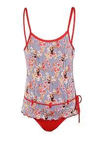 Vacanze Dievčenské luxusné plavky Lisa farebná 4