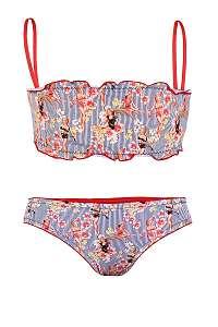 Vacanze Dievčenské plavky Anna farebná 4