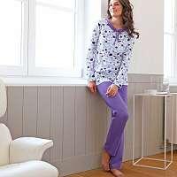 Blancheporte Bavlnené pyžamo s potlačou
